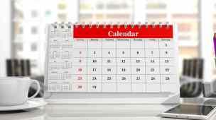 Calendário Editorial do Blogueiro