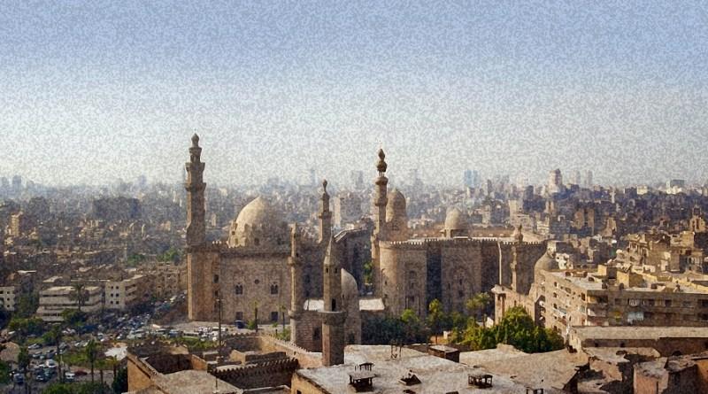 المحاكاة التخيلية للمدن - القاهرة الافتراضية