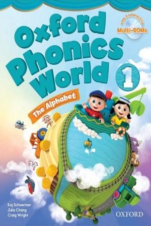Oxford phonics world – part 1