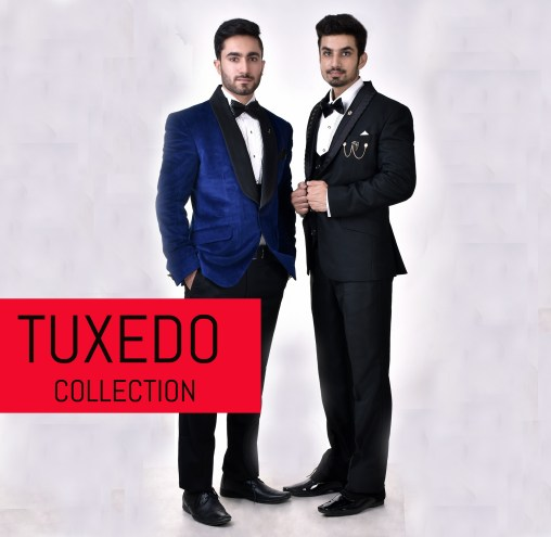tuxedo collection menswear