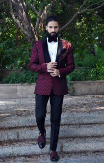 Latest designer tuxedo for men
