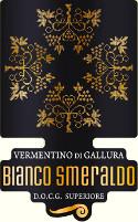 Vermentino di Gallura Bianco Smeraldo 2011, Un Mare di Vino - Giacchino Sini (Italy)