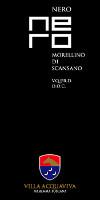 Morellino di Scansano Nero 2010, Villa Acquaviva (Italy)