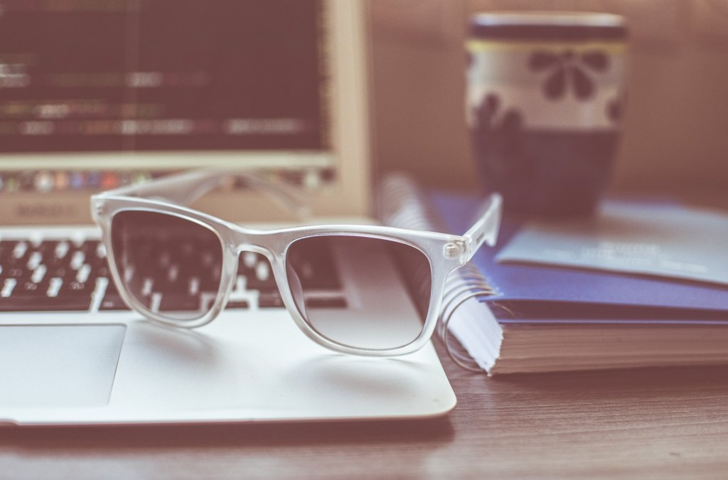 Hur beter du dig egentligen på ditt digitala kontor?