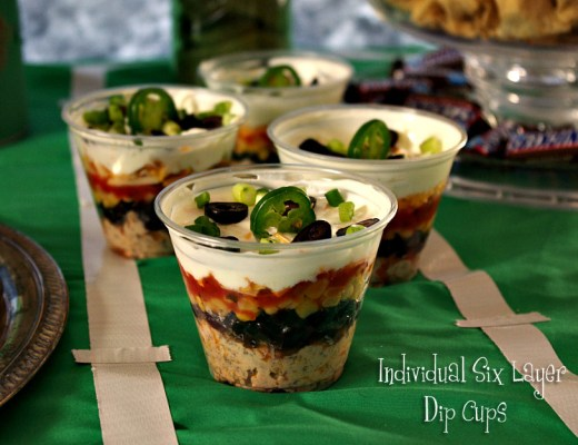6 Layer Mexican Dip