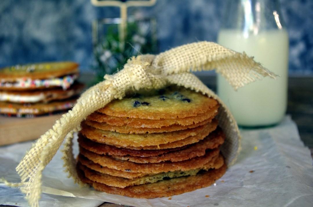 Maldon Salted Chocolate Chip Cookies | Dixie Chik Cooks