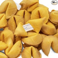 50 Individually Wrapped Fortune Cookies | Dixie Chik Cooks