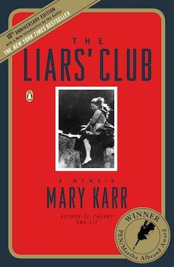 omslag The Liars Club mary karr dixikon.se