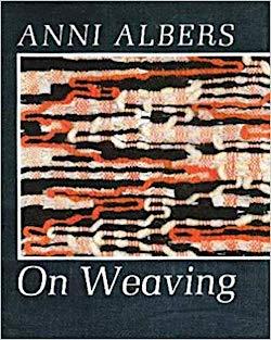 omslagsbild bok Albers om weaving