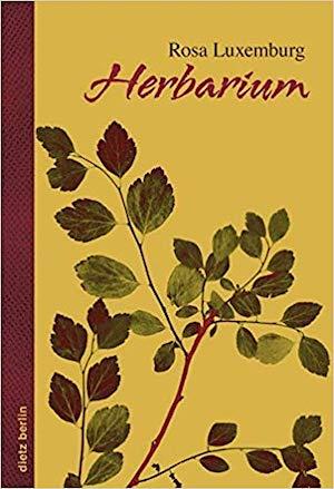 omslag till Herbarium_rosa_luxemburg_dixikon.se