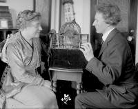 Percy Grainger med sin mor Rose