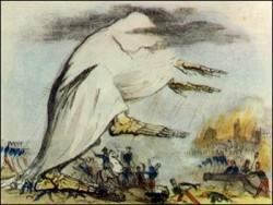 Föreställningen om kolera som orsakad av förgiftad luft