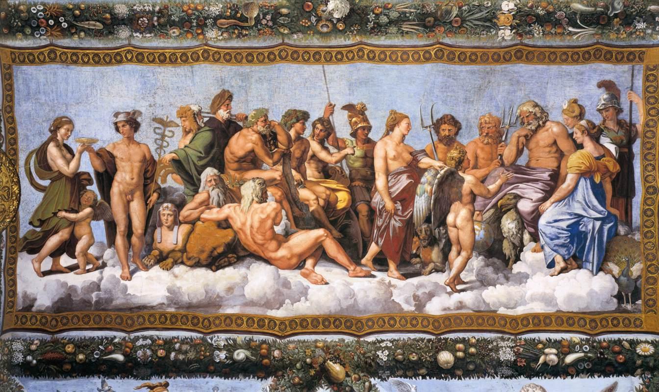 En hyllning till polyteismen av Maurizio Bettini | Dixikon