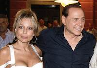 Marina och Silvio Berlusconi
