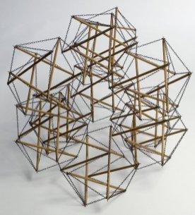 Självdragande struktur. Collection Frac Centre-Val de Loire, Foto: François Lauginie