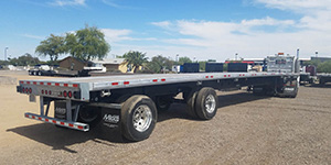 Flatbed Trailer Repair