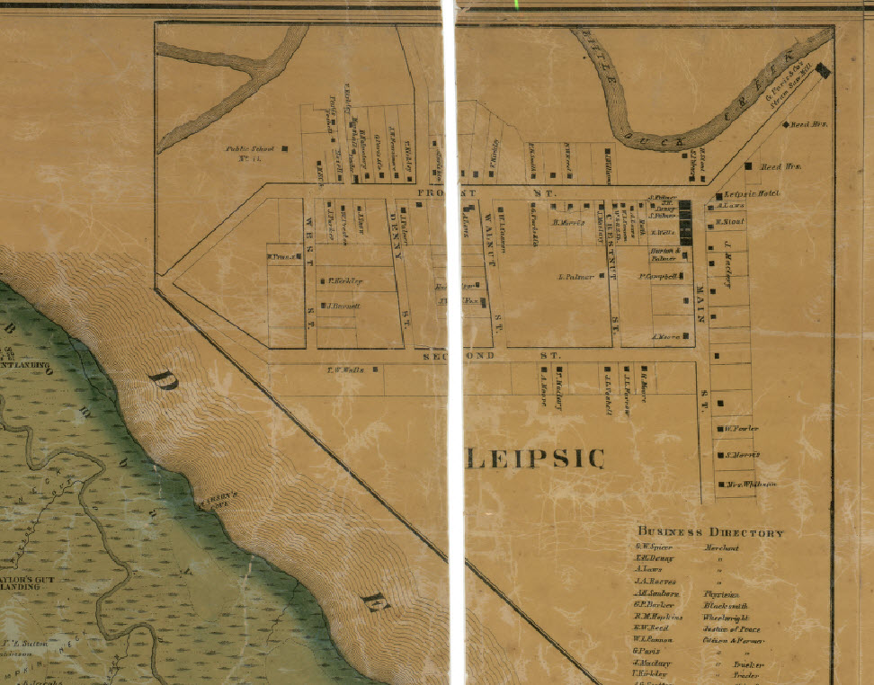 Online Delaware Historic Maps Help Researchers Reflections On - French maps online