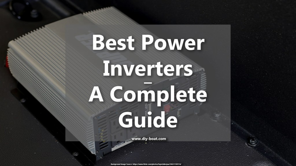 Best Power Inverters For Boat Rv Marine Guide