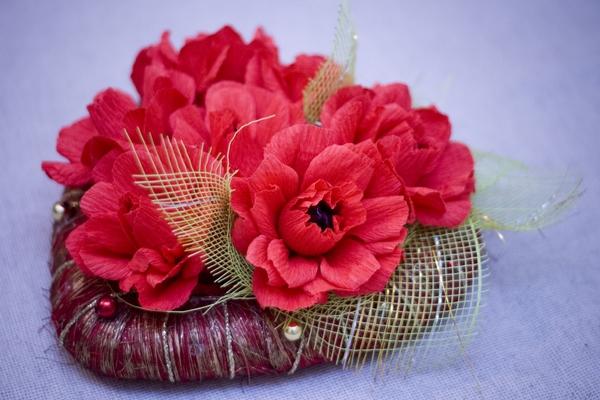 DIY Valentines Day Gift Idea Make Heart Shaped