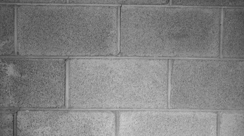 building block partition walls
