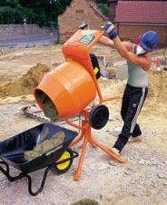 hss cement mixer