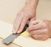 Repairing Skirting Board – Dremel Guide