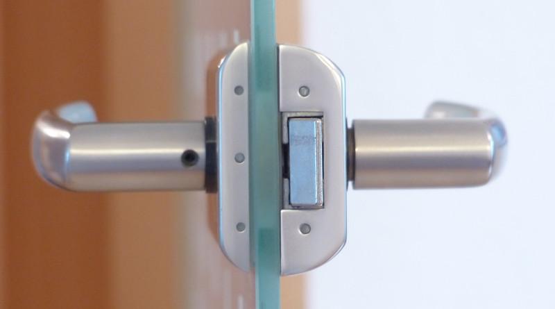 fitting a door lock