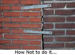 blocking doorways