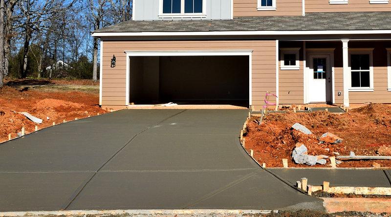 Building Concrete Driveways Uk Diy Projects