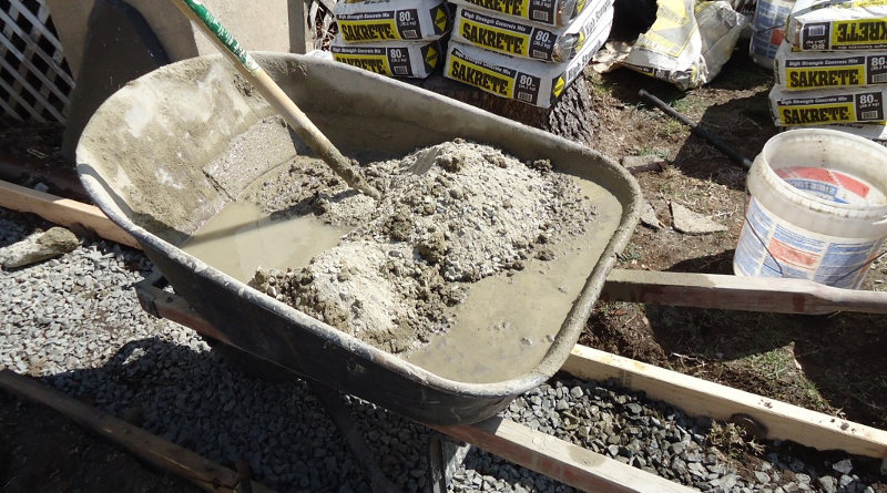 Concrete and Mortar Guide - Mix Ratios, Curing Times and More