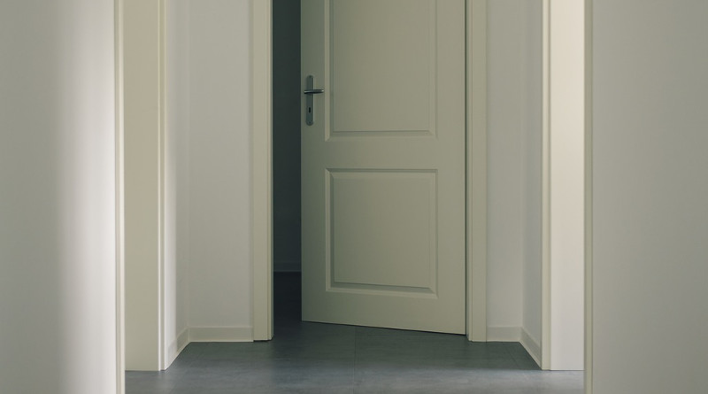 fix sticking doors