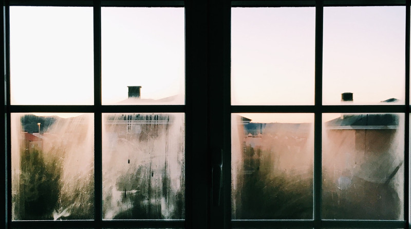 maintaining metal window frames