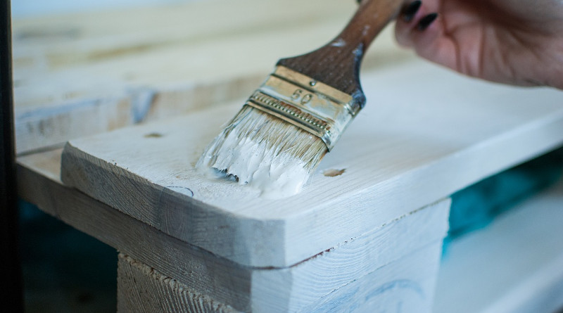 Paintbrushes and Rollers - DIY Extra