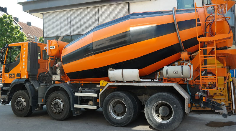 ready mix concrete