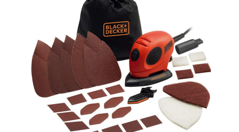 black decker detail sander