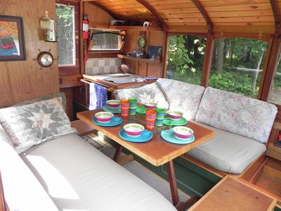 Dianne S Rose A Quot Tiny Quot Shanty Camp Houseboat 17 X 8 Beam