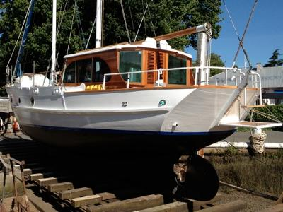 Motor Yacht Scamp