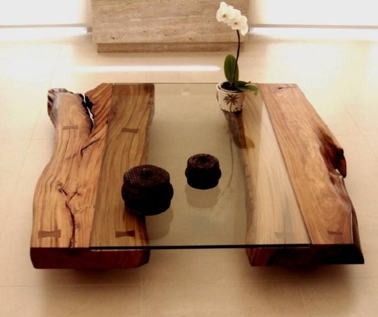 envie d installer une table basse insolite