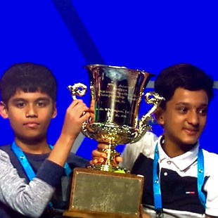 Are you ready for the Indian Super Bowl aka the Scripps National Spelling Bee?