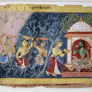 Indian Rajput court paintings to go on exhibition at the Met in New York