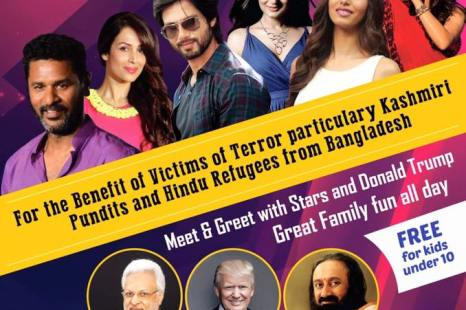 Shahid Kapoor and Malaika Arora to meet privately with Donald Trump