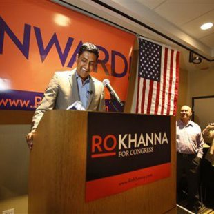 Indian-American vote hardly a sure thing for Ro Khanna