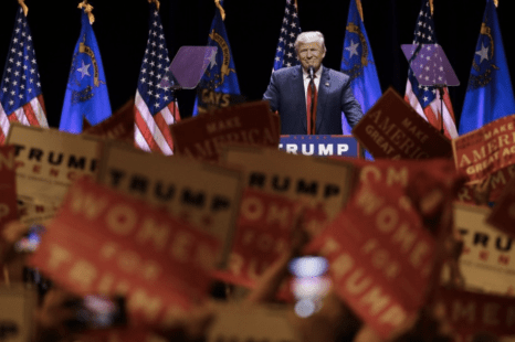 Donald Trump refusing to pay pollster three-quarters of a million dollars