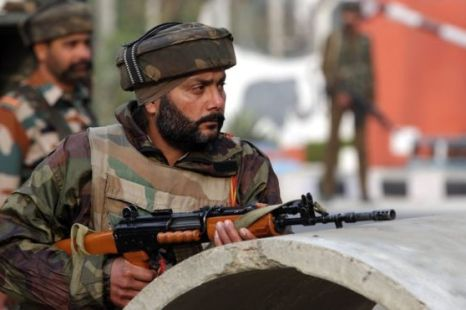 Seven Indian Soldiers killed in Nagrota Camp Attack
