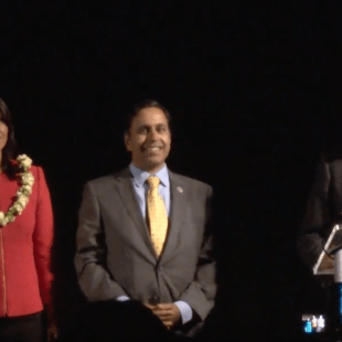 Five Indian American Members of Congress feted at Indiaspora Gala