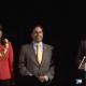 Congressmembers Pramila Jayapal, Tulsi Gabbard, Raja Krishnamoorthi and Ami Bera at the Indiaspora Gala 2017 in Washington DC.