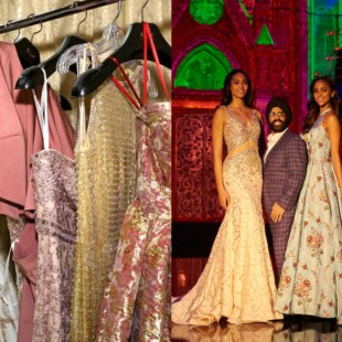 Indian American designers make their mark at the New York Fashion Week
