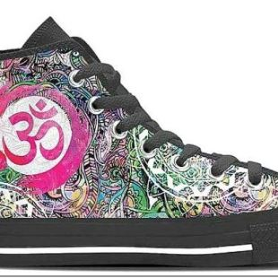 YesWeVibe.com issues apology over 'Om' shoes, discontinues item