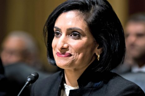 Senate Confirms Seema Verma to lead Centers for Medicare and Medicaid Services