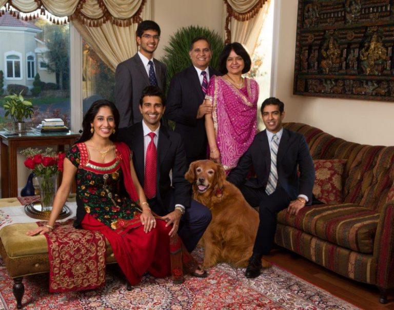 Hirsh Vardhan Singh announces gubernatorial candidacy in New Jersey